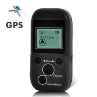 Wholesale Handheld GPS Receiver With Location Finder Data Logger SiRF Star III Multi function GPS Receiver For Outdoor