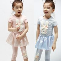 Wholesale 2014 New Arrival Baby Girl s Fashion Colorful Clothing Sets childrens clothing suppliers china little childrens clothes
