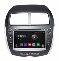 citroen c4 gps dvd - Car DVD din quot Android Car PC DVD Stereo Radio for MITSUBISHI ASX Peugeot Citroen C4 With GPS G WIFI Bluetooth IPOD TV AUX