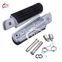Wholesale Footpeg Front Footrest Foot Pegs For Yamaha FZ6R FJR1300 FZ6 YZFR1 XV1700