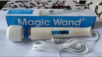 Wholesale New Hitachi Magic Wand Massager AV Powerful Vibrators Magic Wands Full Body Personal Massager HV HV260 box packaging V DHL free