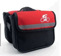 Wholesale Cycling mountain bike saddle bag on the tube packet before Bags large beam packet Cycling