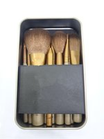Cheap Makeup Tools Brushes Nude 12 piece Professional Brush sets Iron box+gift