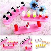 nail equipment - Fashion Nail Art Equipment Practice Fram Display Nail Tools Stands Holder styling Training Tools H14184