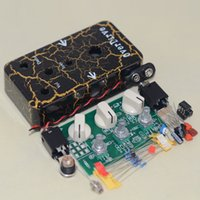 Wholesale Musical instrument Overdrive Guitarra Effect Pedal Electric guitar stompbox pedals True BypassOD1 Kits