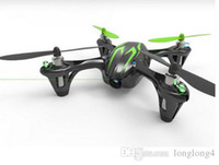 Wholesale Model on Hubsan X4 H107C G Remote Control Drones X6 RC Quadcopter CH RC Helicopter with Camera and Light Christmas Gift