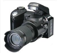 Wholesale D3000 MP HD Half DSLR Digital cameras Professional Cameras Telephoto Wide Angle Lens Camera digital