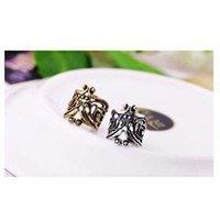 Cheap 2015 HOT 1pc Earrings Fashion Jewelry Women Flower Ear Cuff Wrap Ear Clip Cartilage Earring No Piercing Hollow For Sale