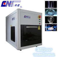 Wholesale CNI D Crystal laser engraving machine