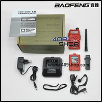 Wholesale Lowest Price uv5r two way walkie talkie dual band radio