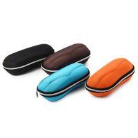 Wholesale Crushproof Sunglasses Case Protective Peanut Box