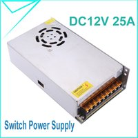 Wholesale DC12V W Switch Power Supply for Led Strip industrial equipment billboard AC V V Voltage Transformer With Protection