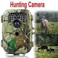 Wholesale Hunting Camera C Series H Mega Pixels CMOS Sensor IR Lights inch LCD Screen Forest Hunting Camera