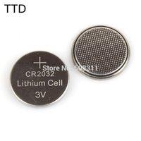 cr2032 button battery - X CR2032 v DL2032 CR v Lithium Cell Button Battery LiMnO2 Button Cell Battery