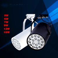 Wholesale AC85V V LED spotlights backdrop ceiling spotlights White Warm White Spot Light Bulb Display Cabinet Fixture LED lamp