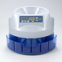 Wholesale EC50 Automatic Coin Sorting Machine coin sorter manual coin counter