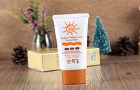 Wholesale The snail SPF sunscreen creams ml women woman girl carbon molecules F192