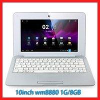 Wholesale 2015LWholesale New arrival laptop inch Dual Core Mini Laptop Android VIA Cortex A9 GHZ HDMI WIFI GB G G Mini Netbook