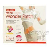 arm aid - Wonder Slimming Patches Belly Arm Leg Fat Lose Body Exercise Patch