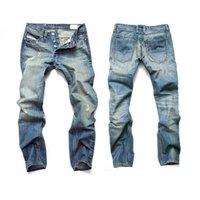 cotton jeans - Men Jeans pants Hot hot retail Mens trousers Leisure Casual pants Newly Style Cotton Pants