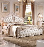 bedroom suites furniture - Continental suite of furniture m high box bed French princess Double manufacturer
