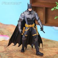 big dc - DC Super Hero Batman Arkham Origins PVC Action Figure Collection Toy quot CM HRFG332