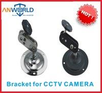 metal bracket - CCTV camera bracket indoor Outdoor wall ceiling mount metal bracket for security Camera position adjustable with screw cctv accessory
