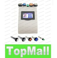 Wholesale IN Ultrasonic Cavitation Radio Frequency Vacuum RF Lipo Laser Slimming Machine Weight Loss LLFA88