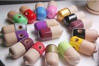 Wholesale Glossy PU Panit One Hole cm Pill Kendama Beech Making Degradable Adult Educational Toys