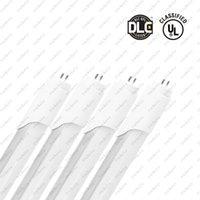Wholesale New ft UL DLC Listed T8 LED Tube Lights V V AC K Daylight LM LED T8 Tube for Office Commercial