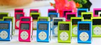 Wholesale 2015 New Hot Sale Sport Mini Clip Mp3 Player Portable Digital Music Player FM Radio With Screen Support GB