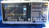 Wholesale Digital Spectrum Analyzer KHz GHz TFT LCD x480 Min Resolution Bandwidth RBW Hz USB LAN RS232 AC100V V