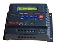 Wholesale sun solar controller c2460 V V LCD display solar charge discharge controller MPPT functions CE RoHs EMS