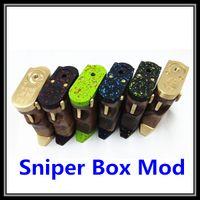Cheap NONE Sniper Box Vape Best 18650 18650 battery Sniper Vape