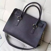 barrel lock - Hot Sell new Brand Shoulder bags Totes bags handbag bags women Fashion bags black