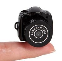 super-Y2000 Spy Camera NOUVEAU Y2000 Mini petit HD numérique DV caméra Webcam DVR enregistreur vidéo caméscope