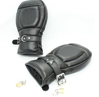 adult boxing gloves - Classic tie kangaroo boxing gloves stage handcuffs BDSM adult sex toys