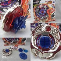 beyblade types - New type Beyblade spinning top alloy metal bbg series with starter Emitter boys toy childrens gift