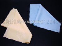 Wholesale 100pcs Microfiber Cleaning Cloth Colorful Cleaning Tool For Glasses Screens Lens and other