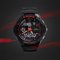 alarm details - Details about Multi Function Cool S Shock Sports Watch LED Analog Digital Waterproof Alarm G9 R503