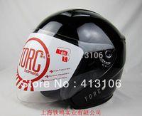 Revisiones Visera extraíble casco--Torque T56 al por mayor negro abierto de la motocicleta casco de la cara, envío libre, almohadillas de verificación extraíble y lavable, visera extraíble, aprobado por el DOT