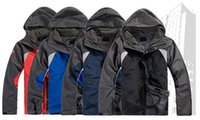 Wholesale 2015 New Style Outdoor Clothing Men s Waterproof Keep Warm Outdoor Sports Clothing
