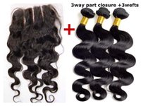 Cheap hair bundles with closure Best hair weave with closure