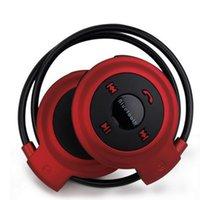 Auriculares de DJ Mini 503 hilos universal del auricular estéreo Bluetooth de la música del deporte del bluetooth Mic para el auricular de teléfono Ordenador PC 010204