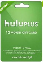 pc games - Hulu Plus month months ONLY USA Gift Subscription Gift Card send code Only
