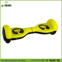 used scooters - Kids child use inch two wheels vehicle electric skywalker board smart mini wheel balancing scooter best for kids gift