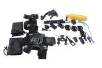 Precio de Plata hero4 gopro-F05746-L Deportes al aire libre Professinal Kit para GoPro Hero4 Negro / Plata héroe 4/3 + / 3 2 1 + FS
