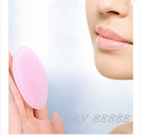 baby face cleanser - Hot Selling Silicone Cleaning Pad Wash Face Facial Exfoliating Brush SPA Skin Scrub Cleanser Tool Baby Cleanser Tools