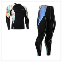Wholesale B49 C2L P2L FIXGEAR Skin tight Compression Base Layer Shirt Training Workout Gym MMA Cycling Jersey