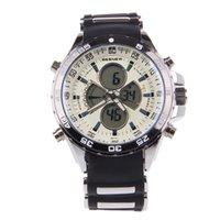 Wholesale BESNEW BN Multi Function Men s Sports Electronic Quartz Wrist Watch White Black